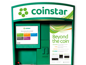 How to cash in your coins at Coinstar
