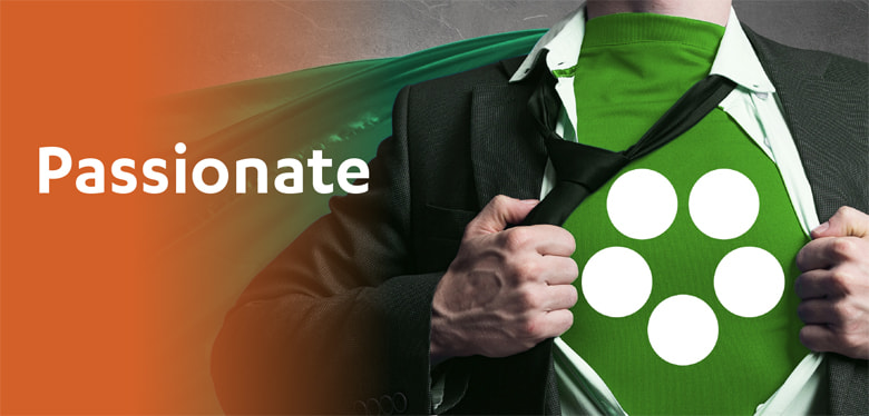 A Coinstar employee value is to be Passionate
