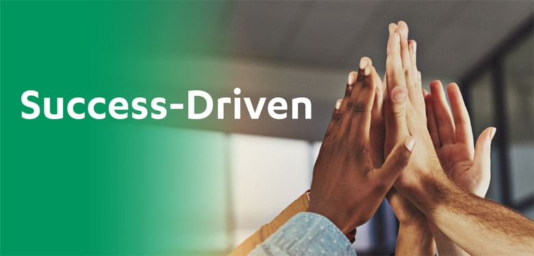 A Coinstar employee value is to be Success-Driven